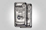 Silberbarren / Regelbesteuert / Umsatzsteuerpflichtig