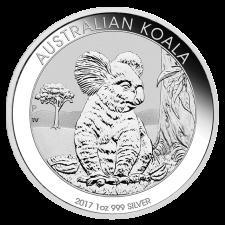 1 Unze Koala Silber, Differenzbesteuert § 24 UStG