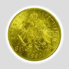 8 Gulden Österreich Nachprägung