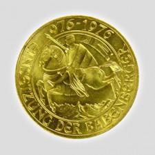 1000 Schilling Babenberger - Bundesgoldmünze 1976