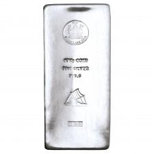 15 Kilogramm Silber Argor Heraeus Fiji, Niue oder Cook Islands-Silbermünze (Sonderprägung in Barrenform), Differenzbesteuert § 24 UStG