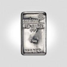 500 Gramm Silberbarren Argor Heraeus